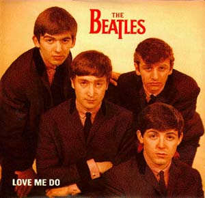 """Love Me Do""/""P.S. I Love You"""